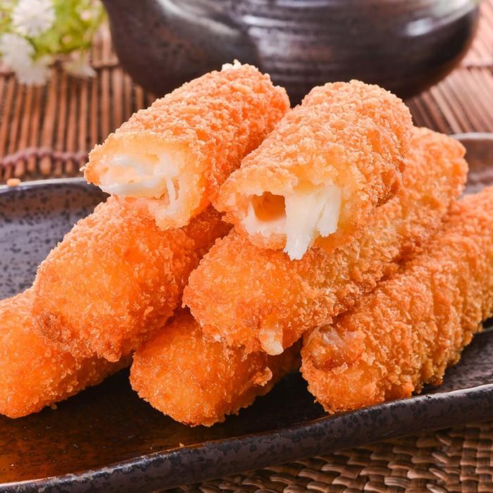 得福【小紅帽】芝心乳酪棒 4盒 (400g/盒)