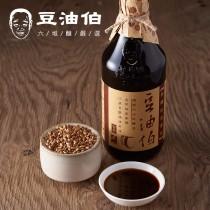 得福【豆油伯】缸底醬油 3瓶 (500ml/瓶)