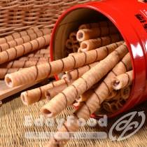 得福【黑師傅】草莓捲心酥 1罐 (400g/罐)