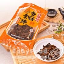 得福【天素豆乾】香菇素蹄 1包 (200g/包)