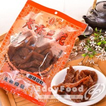 得福【天素豆乾】邊條豆乾 1包 (300g/包)