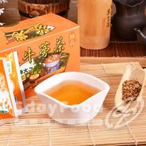 得福【芬園農會】牛蒡茶 6盒 (5g/20入/盒)